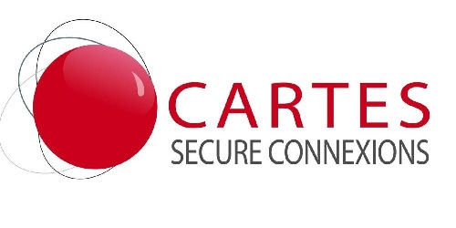 Card secure event logo